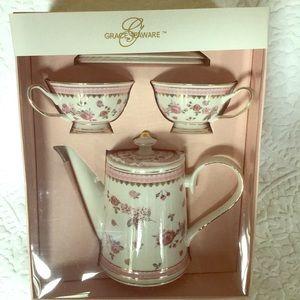 Grace Teaware Set (6pieces)
